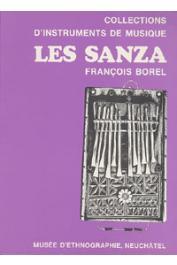 BOREL François - Collections d'instruments de musique. Les Sanza