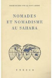 BATAILLON Claude (éditeur scientifique) - Nomades et nomadisme au Sahara