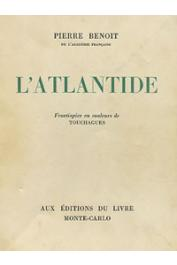 BENOIT Pierre - L'Atlantide (couverture)