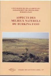 BANDRE Emmanuel et al. - Aspects des milieux naturels du Burkina Faso