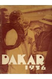 Anonyme - Album officiel de la Mission Pontificale à Dakar - 2 au 9 février 1936