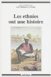 CHRETIEN Jean-Pierre, PRUNIER Gérard, (sous la direction de) - Les ethnies ont une histoire. Deuxième édition avec une nouvelle introduction. Actes du Colloque (Paris, 21-22 février 1986) par le Centre de recherches africaines (CRA)