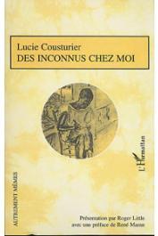 COUSTURIER Lucie - Des Inconnus chez moi