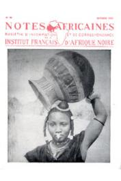 Notes Africaines - 048