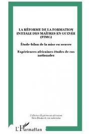 Association ADEA - La réforme de la formation initiale des maîtres en Guinée (FIMG). Étude-bilan de la mise en œuvre