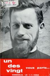 Un des Vingt vous parle… Kongolo, le 1-1-1962