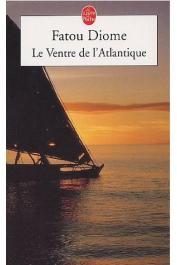 DIOME Fatou - Le ventre de l'atlantique