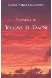 AMURI MPALA-LUTEBELE Maurice - Testament de Tchicaya U Tam'si