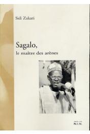 ZAKARI Sidi - Sagalo, le maître des arènes