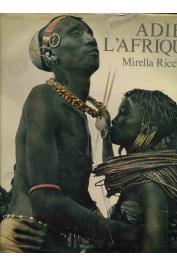 RICCIARDI Mirella - Adieu l'Afrique