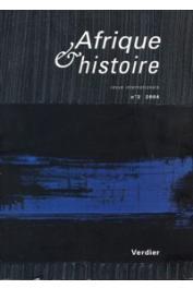 Afrique & Histoire - 02 / Dossier: les temps de l'histoire