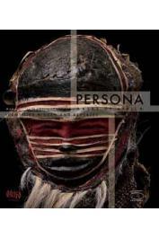 BOUTTIAUX Anne-Marie, TURINE Roger Pierre - Persona. Masques d'Afrique: identités cachées et révélées. Catalogue d'exposition