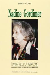LOUVEL Liliane - Nadine Gordimer