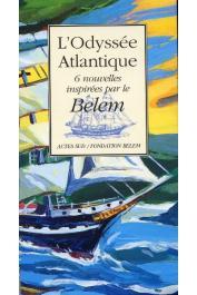 Collectif, FALL Aminata Sow - L'Odyssée Atlantique. 6 nouvelles inspirées par le Belem