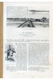 ALBECA Alexandre d' - Au Dahomey