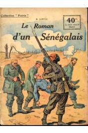 LORTAC R. - Le roman d'un sénégalais