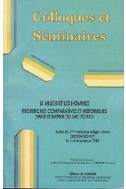 Actes du 2eme colloque Méga-Tchad