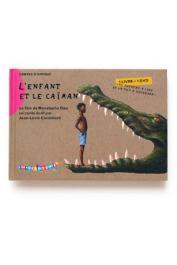 CORDEBARD Jean-Louis (texte), DAO Moustapha (film) - L'enfant et le caïman