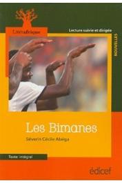 ABEGA Séverin Cécile - Les bimanes