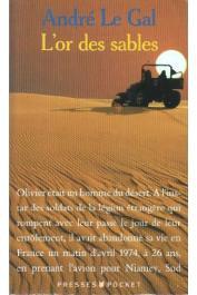 LE GAL André - L'or des sables