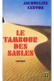 CERVON Jacqueline - Le tambour des sables (pocket)