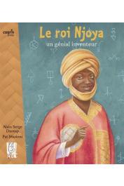 DZODAP Alain Serge, MASIONI Pat (illustrations) - Le roi Njoya : Un génial inventeur