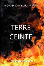 SARR Mohamed Mbougar - Terre Ceinte