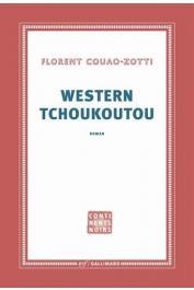 COUAO-ZOTTI Florent - Western tchoukoutou