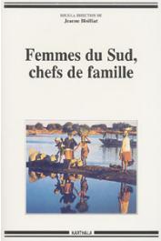 BISILLIAT Jeanne, (sous la direction de) - Femmes du Sud, chefs de famille