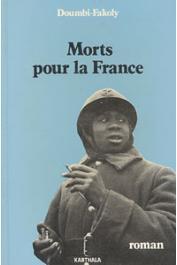 DOUMBI-FAKOLI ou DOUMBI-FAKOLY - Morts pour la France
