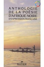MATESO Emmanuel Locha - Anthologie de la poésie d'Afrique noire d'expression française