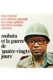 """Anonyme - Mobutu et la guerre de """"quatre vingts jours"""""""