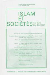 Islam et sociétés au sud du Sahara - 06 - La montée en puissance de l'Islam soudano-sahélien à travers une série d'études de cas