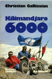 GALLISSIAN Christian - Kilimandjaro 6000