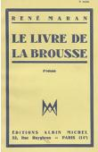 MARAN René - Le livre de la brousse