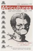 Africultures 20 - La traite: un tabou en Afrique ?