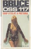 BRUCE Josette - Coup d'éclat à Pretoria