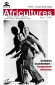 Création occidentale: l'empreinte africaine