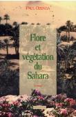 OZENDA Paul - Flore et végétation du Sahara septentrional et central. 3e édition