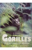 SCHALLER George, NICHOLS Michael, (photographies) - Gorilles. Les survivants des Birunga