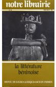Notre Librairie - 069 - La littérature béninoise