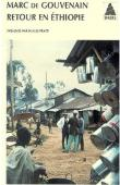 GOUVENAIN Marc de - Retour en Ethiopie