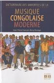 NIMY NZONGA Jean-Pierre François - Dictionnaire des immortels de la musique congolaise moderne