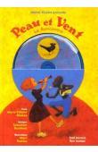 EBOKEA Marie-Félicité (texte), DANIAU Marc (illustrations), BUCHHOLTZ Sébastien (musique) - Peau et vent. La rencontre