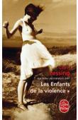 LESSING Doris - Les enfants de la violence. Tome 1
