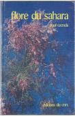 OZENDA Paul - Flore du Sahara septentrional et central. 2eme édition augmentée