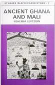LEVTZION Nehemia - Ancient Ghana and Mali