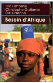 FOTTORINO Eric, GUILLEMIN Christophe, ORSENNA Erik - Besoin d'Afrique