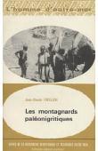FROELICH J. C. - Les montagnards paléonigritiques