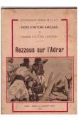 OTTON LOYEWSKI d', (Capitaine) - Rezzous sur l'Adrar